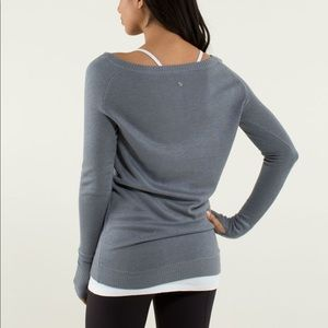 Lululemon Chai Time Pullover II (First Release)